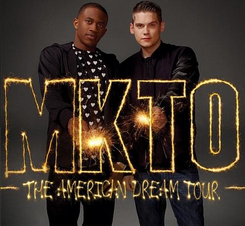 MKTO tour